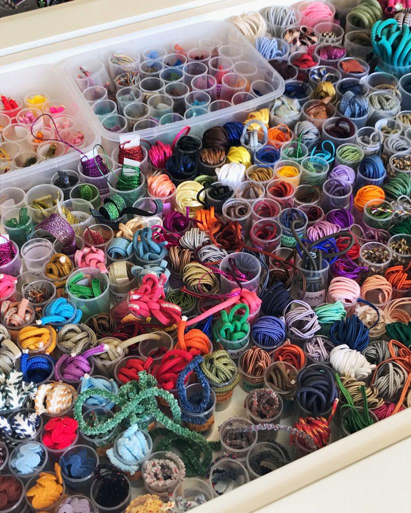 Ayala Bar: i materiali dei suoi gioielli