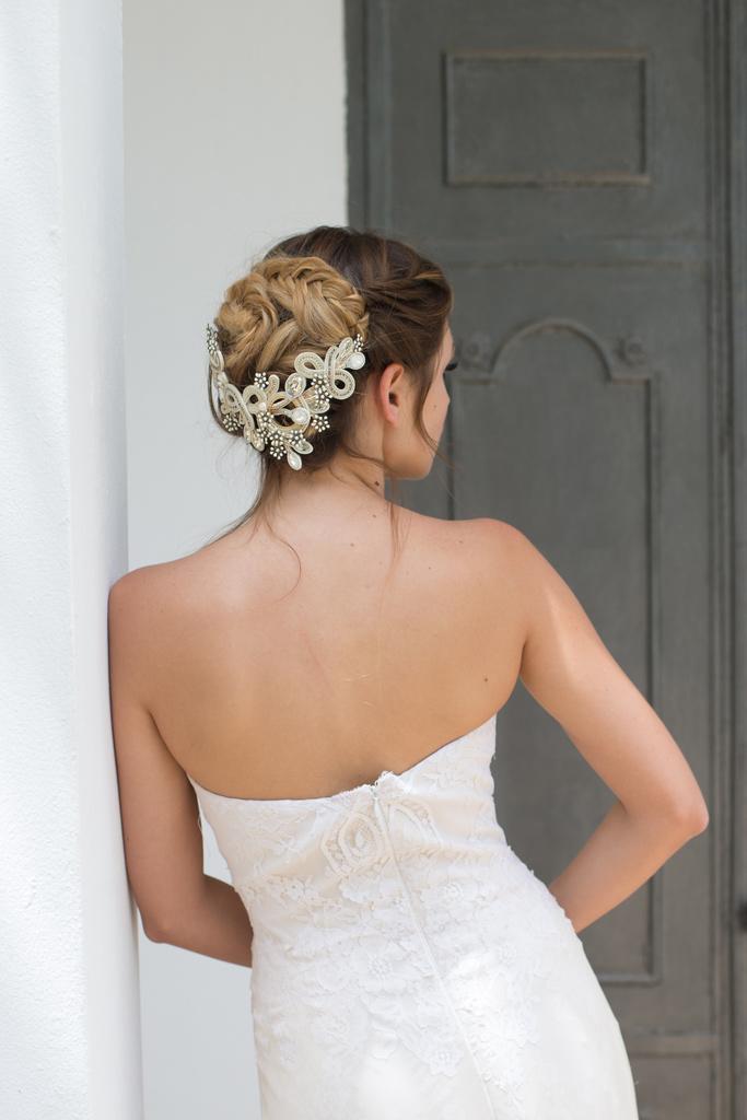 Fermaglio capelli per sposa