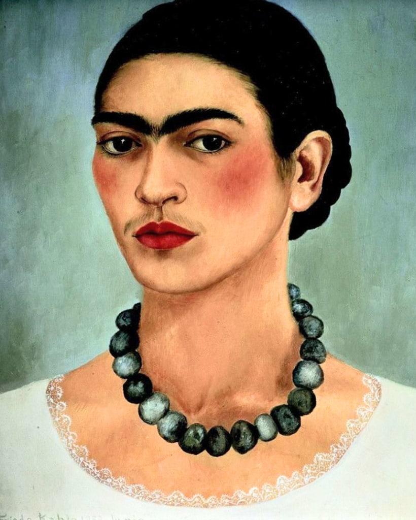 Tutti i tipi di collane: il girocollo di Frida Kahlo