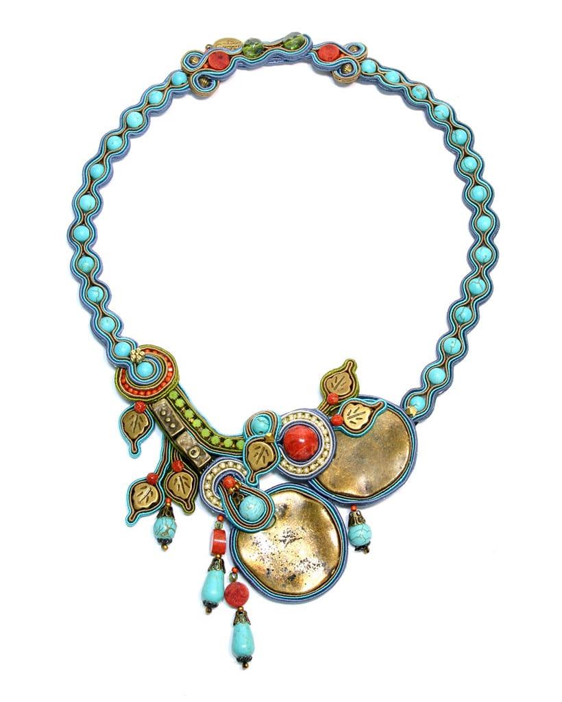 Collana plastron - Dori Csengeri