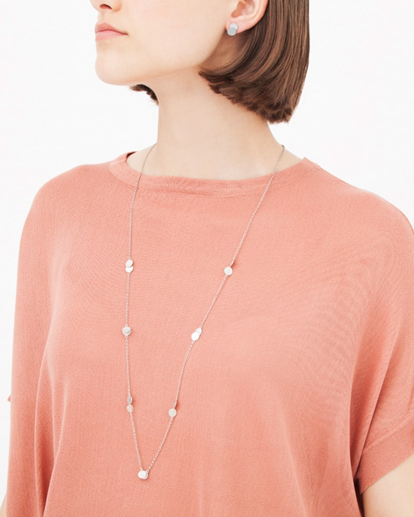 Tutti i tipi di collane: lunga 70 cm