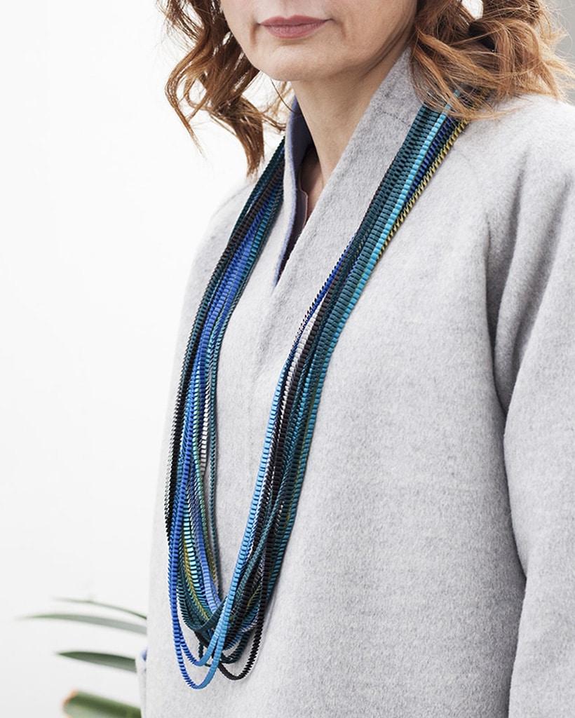 Tutti i tipi di collane: le multifilo
