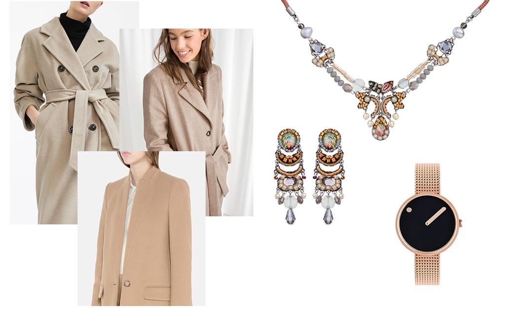 Cappotti inverno 2019: il camel coat