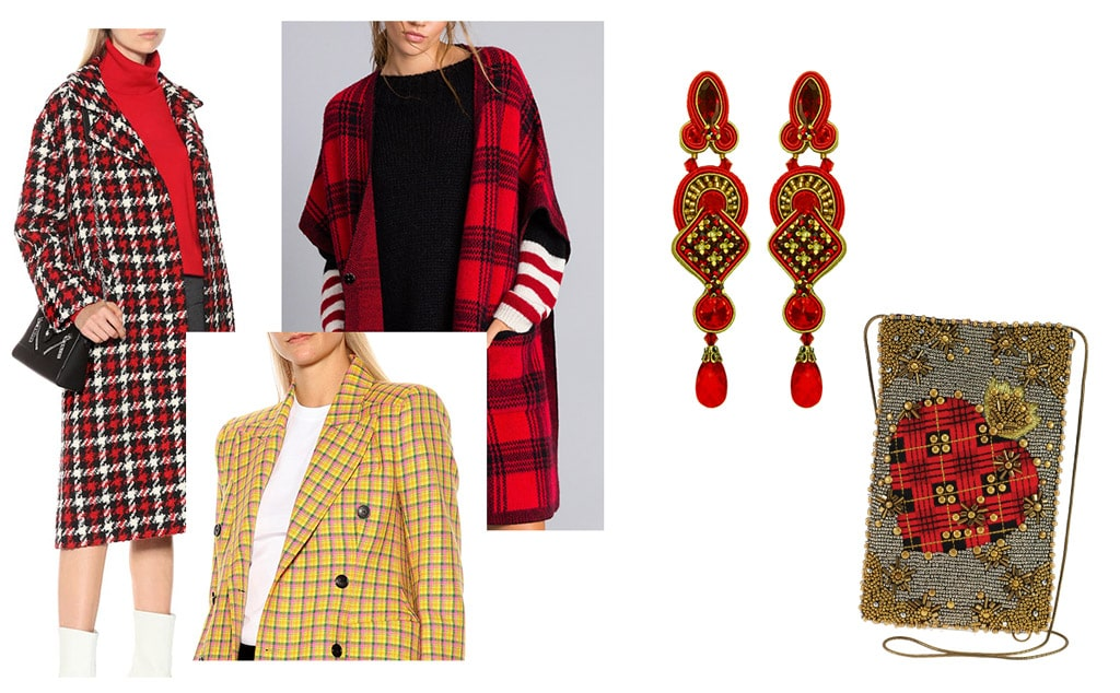 Cappotti inverno 2019: stampe classy