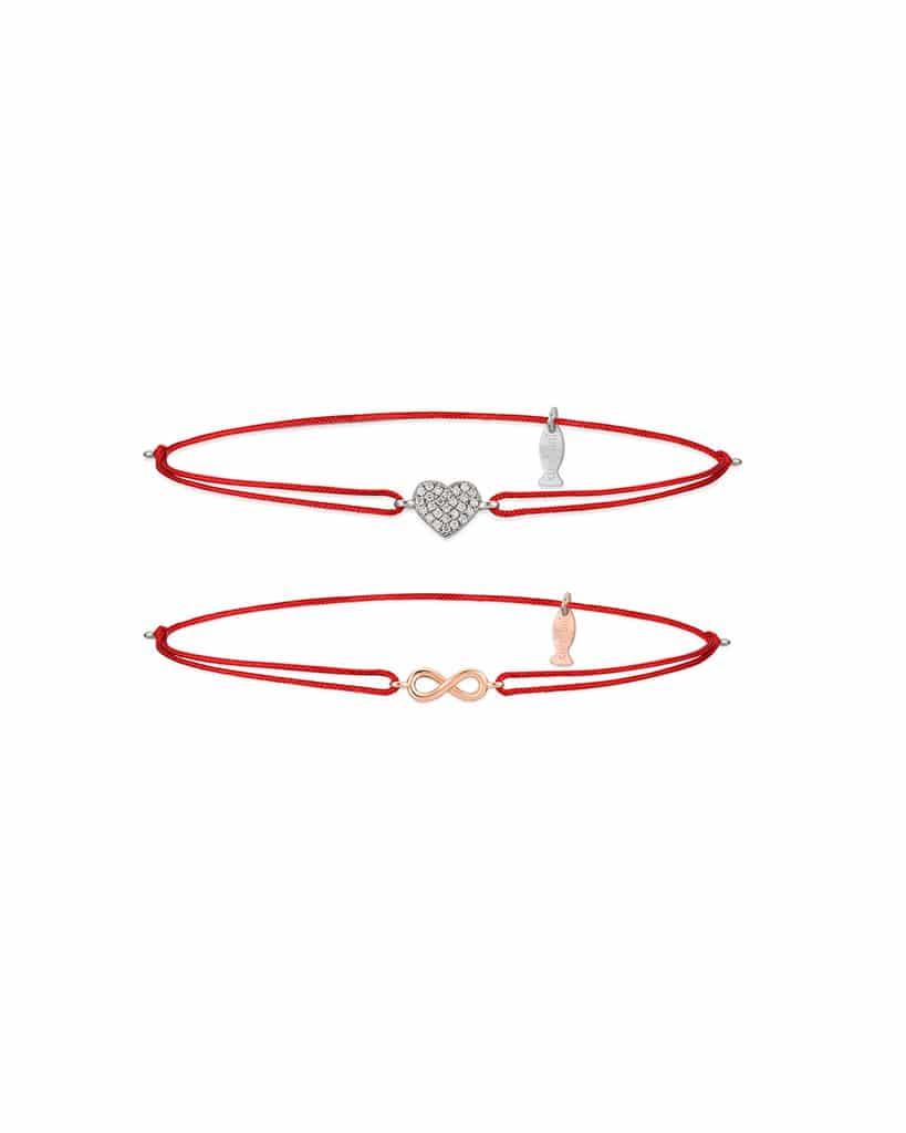 Gioielli San Valentino - bracciali