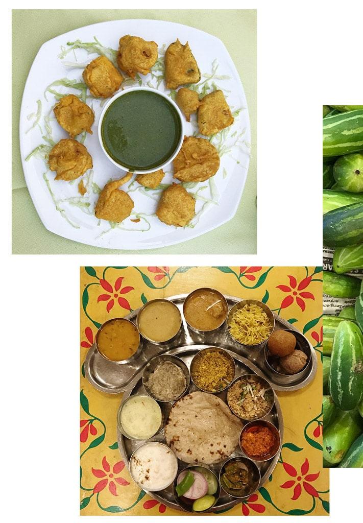 Jaipur la Città Rosa: il cibo