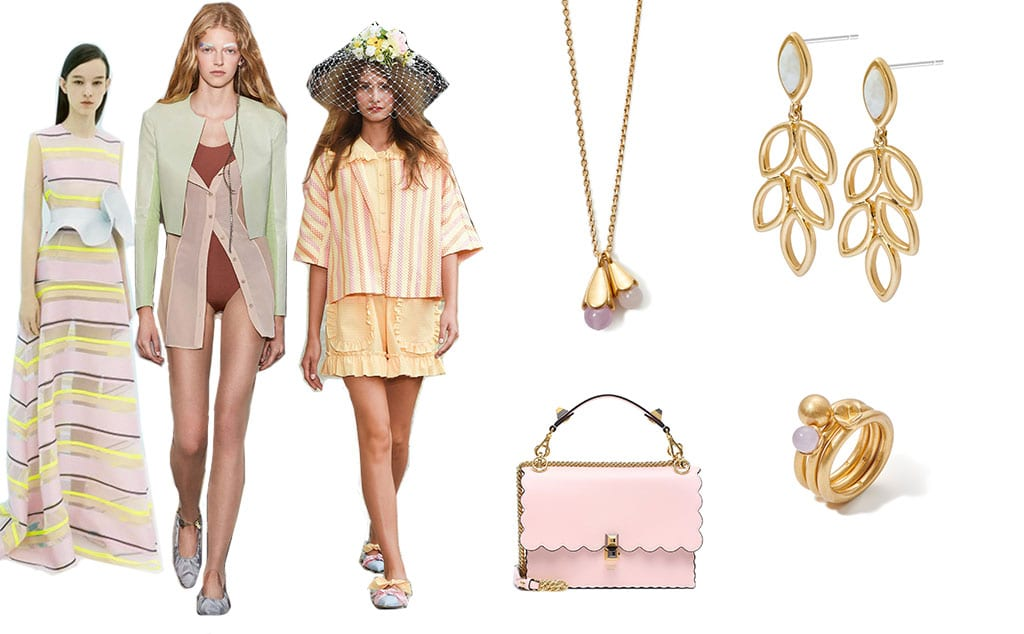 Tendenze primavera estate 2019: i colori pastello