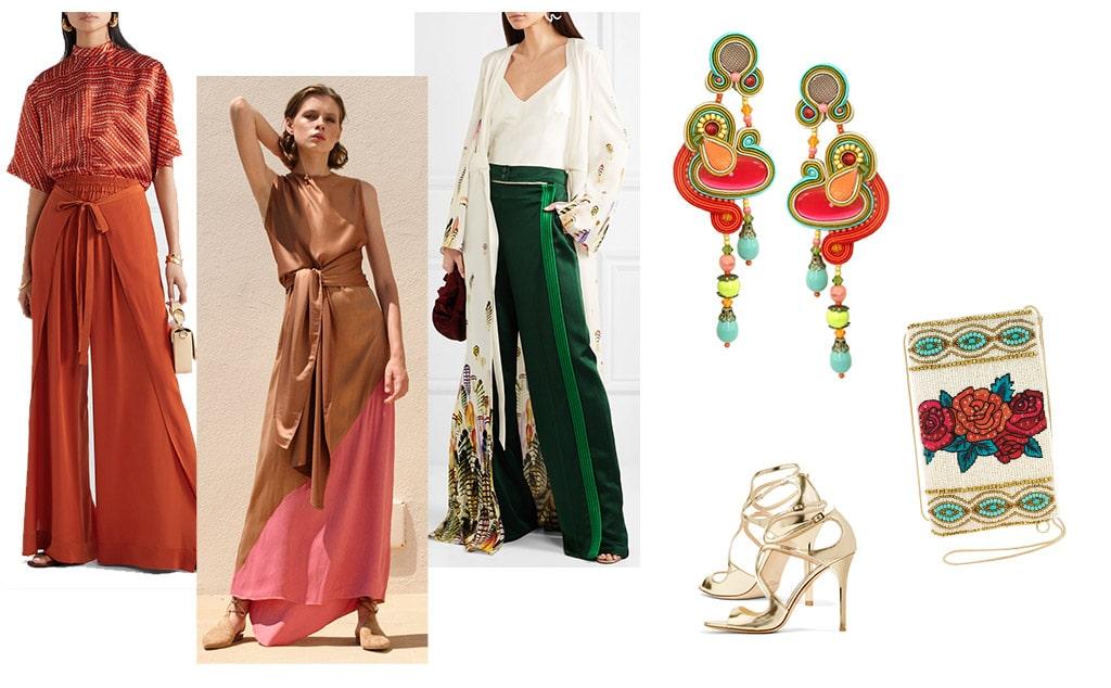 Come vestirsi a una matrimonio di sera: pantaloni e completi
