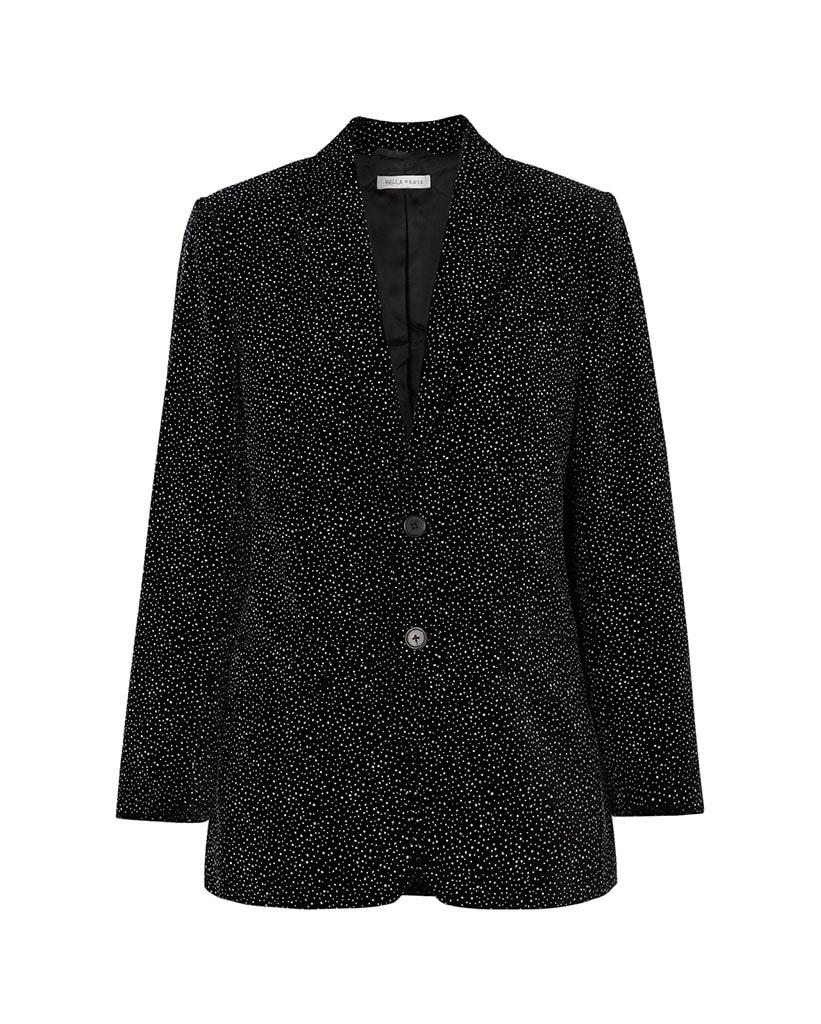 Total Black: giacca