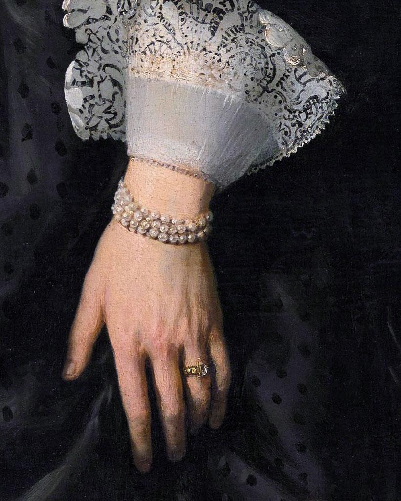 Bracciale multifilo nell'arte: Rembrandt